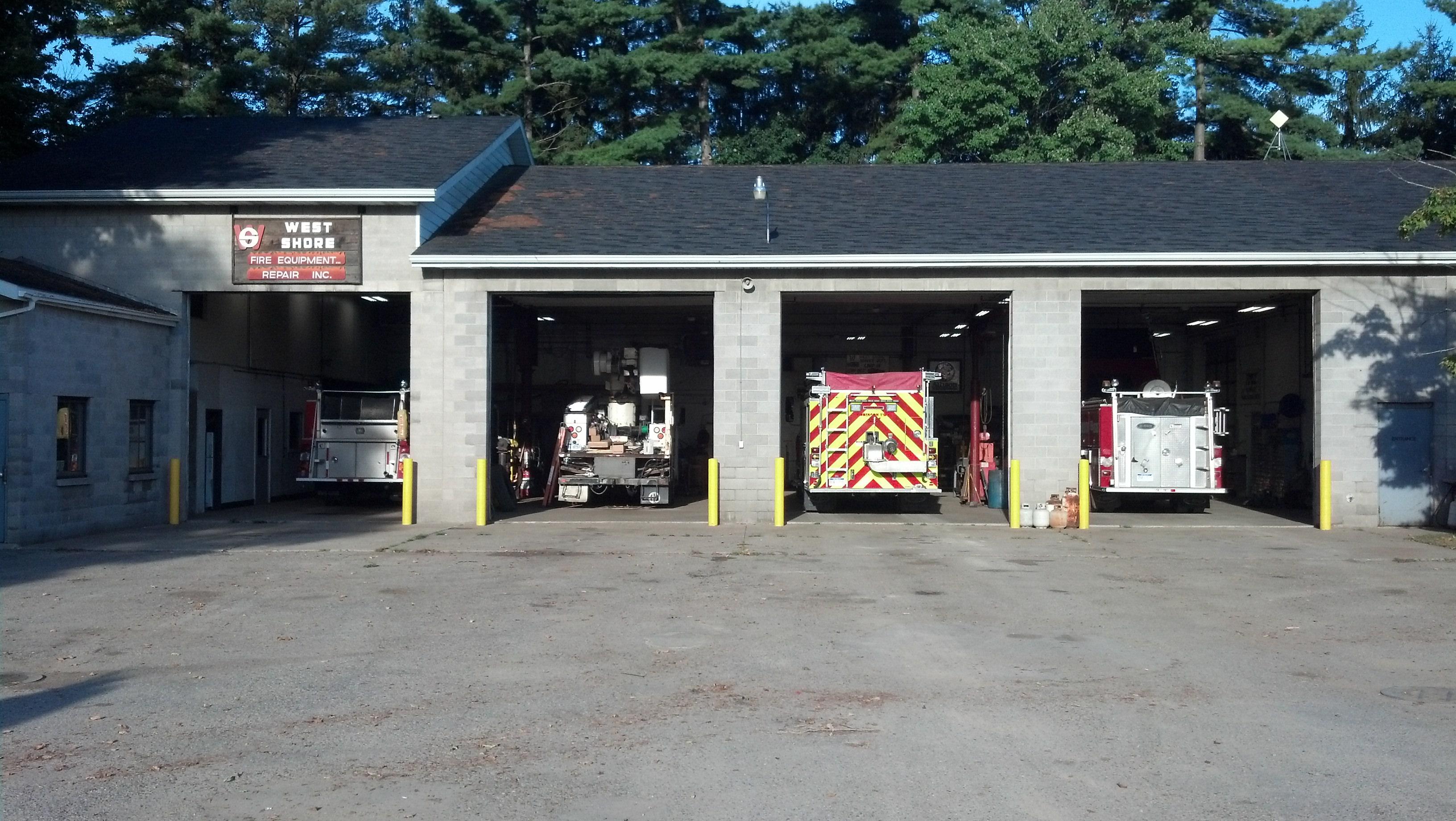 Service Fire Trucks