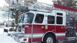New E-One Lansing Fire